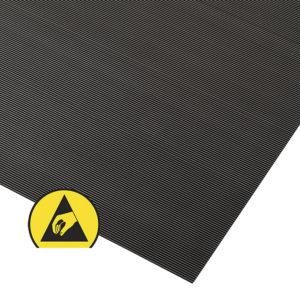 754 Rib 'n' Roll™ ESD 3 mm fine rib, Anti-slip mat, anti-slip werkvloermatten