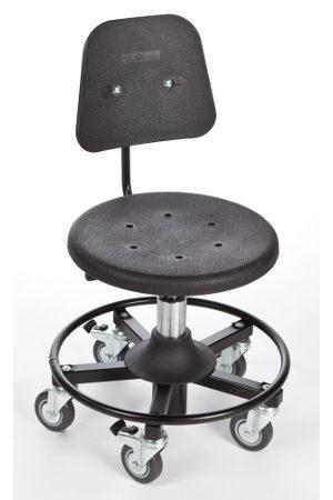 1006 - PUR, rolkruk, ergonomische rolkruk