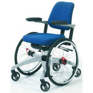 Trippelstoel Le Tripple Wheels, trippel stoel