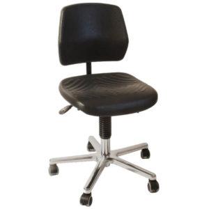 style werkstoel, laboratorium stoel