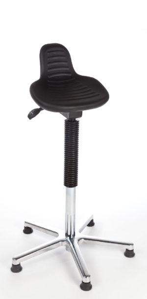 Style P1LALU60, sta - zithulpen, ergonomisch
