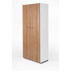 houten kast 196x80x44