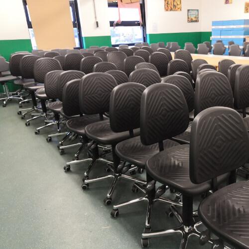 project 115 werkstoelen