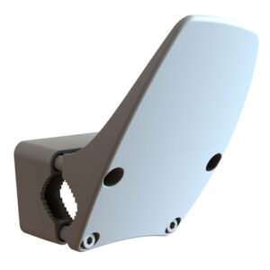 aanraakvrije deurklinkbevestiging Covid-19